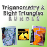 Right Triangles & Basic Trig Bundle