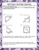 Right Triangles: Special Right Triangles Quiz