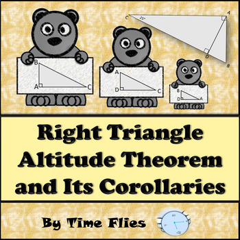Right Triangles and Geometric Mean