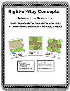 Right-of-Way Scenarios