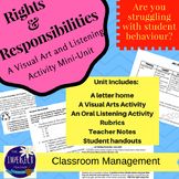 Rights & Responsibilities Language and Visual Arts Lessons.