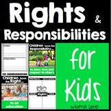 Rights and Responsibilities Flip Book and Poster Set