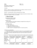 Rights and Responsibilities - IB Unit and Lesson Plans