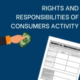 Rights and Responsibilities of Consumers
