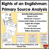 Rights of an Englishman: From the Magna Carta to John Locke (Documents & People)