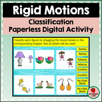 Rigid Motion Transformations Digital Classification Google