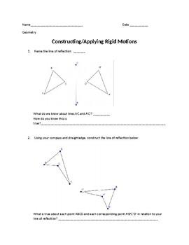 Rigid Motions
