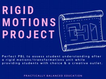 Rigid Motions PBL