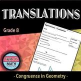 Translations Worksheet