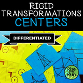 Rigid Transformations Centers