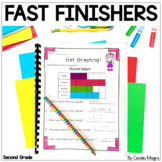 Early Finishers Activities Second Grade Distance Learning
