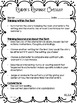 Reader's Response Letters {3rd Grade Common Core: Literature Set}