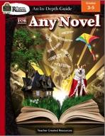 Rigorous Reading: An In-Depth Guide for Any Novel Grade 3-5 (enhanced ebook)