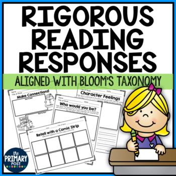 Rigorous Reading Responses