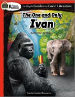 Rigorous Reading: The One and Only Ivan (enhanced ebook)
