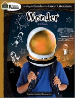Rigorous Reading: Wonder            (enhanced ebook)