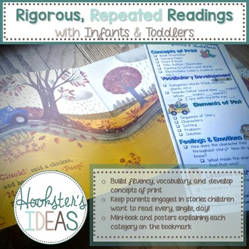 Rigorous, Repeated Readings with Infants & Toddlers