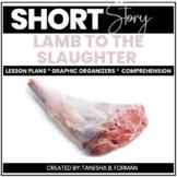 "Rigorous Short Story Lesson Plan ""Lamb to the Slaughter"" b"