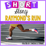 "Rigorous Short Story Lesson Plan ""Raymond's Run"" by Toni C"