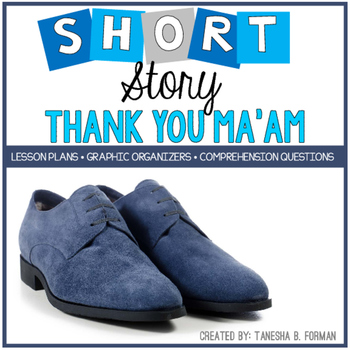 "Rigorous Short Story Lesson ""Thank You Ma'am"" by Langston Hughes"