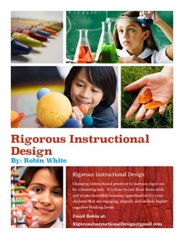 Rigorous instructional Design User Guide