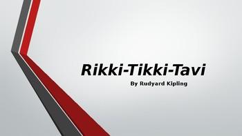 Rikki-Tikki-Tavi Background and Vocab PowerPoint