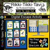 Rikki-Tikki-Tavi Digital Escape Room/ Breakout Activity
