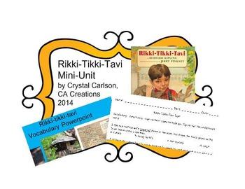 Rikki Tikki Tavi Mini Unit