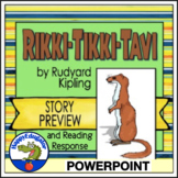 Rikki Tikki Tavi Preview PowerPoint