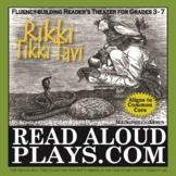 Rikki Tikki Tavi Reader's Theater from The Jungle Books