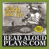 Rikki Tikki Tavi Reader's Theater from The Jungle Books