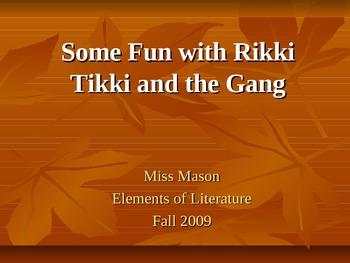 Rikki Tikki Tavi Review