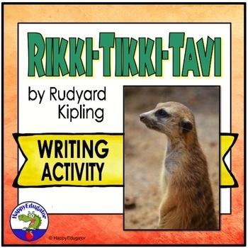 Rikki Tikki Tavi Writing Activity and Rubric