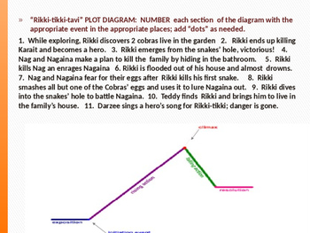Rikki-Tikki-Tavi intro and PLOT diagram