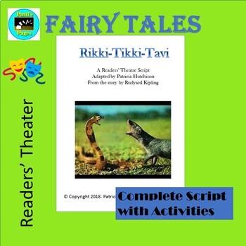 Rikki-tikki-tavi-- A Readers' Theater Adaptation