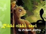 Rikki-tikki-tavi Reading Guide & Powerpoint