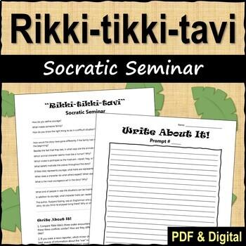 Rikki-tikki-tavi Socratic Seminar