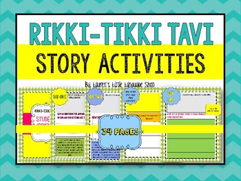 Rikki-tikki-tavi Story Activities