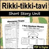 Rikki-tikki-tavi Activities Bundle - Save 20%!