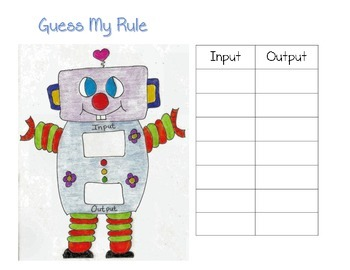 Riley's Input/Output Game
