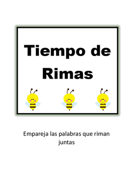 Rimas - Rompa Cabezas