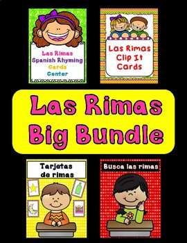 Rimas:  The Bundle