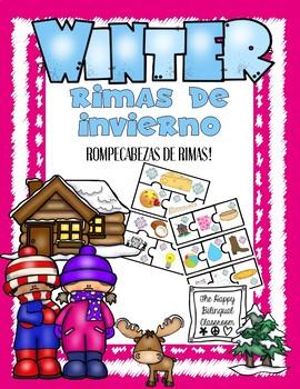 Rimas de Invierno  Spanish Rhymes