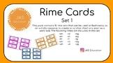Rime Cards (Set 1)