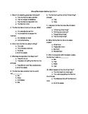 Rime of the Ancient Mariner Part 4 Quiz