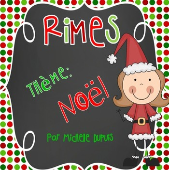 Rimes - Thème de Noël - French Christmas