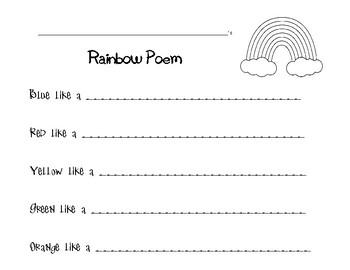 Rinbow Poem