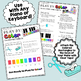 Ring Around The Rosie Color-Coded Piano Song Sheet, It's Fun to Play by Color!