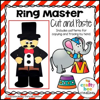 Circus Ring Master Craft