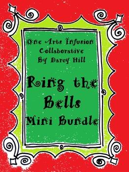 Ring The Bells: Christmas Music and Creative Writing Mini-Bundle